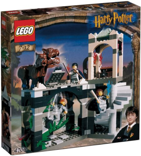 Amazoncom Lego Harry Potter And The Sorcerers Stone The