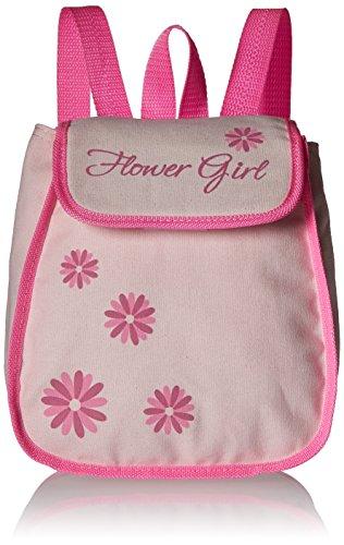 Lillian Rose Flower Girl Backpack Bag Keepsake Gift