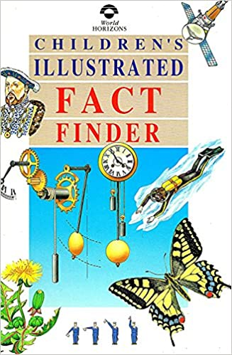 Children's Illustrated Fact Finder