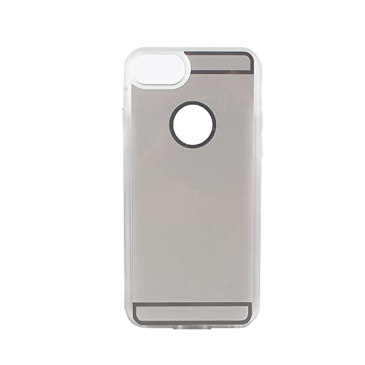 6 opinioni per Cover ricevitore ricarica wireless standard QI+ IpHONE 5/6/7 lightning grey