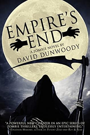 book cover of Empire\'s End