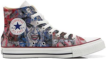 Sneakers Original USA Personalisierte Schuhe (Custom Produkt) Occhi Sneaker - Size EU43