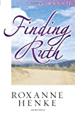 Front cover for the book Finding Ruth (Coming Home to Brewster) by Roxanne Henke