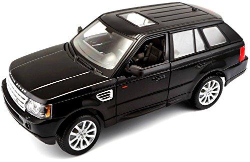 Bburago 1:18 Scale Range Rover Sport Diecast Vehicle (Model Range Rover)