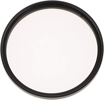 Camera star cross filter 8 points for 58mm threads