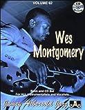 Volume 62 - Wes Montgomery, Jamey Aebersold, 1562242202