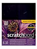 Ampersand Scratchbord 8 in. x 10 in. each [PACK OF 2 ]
