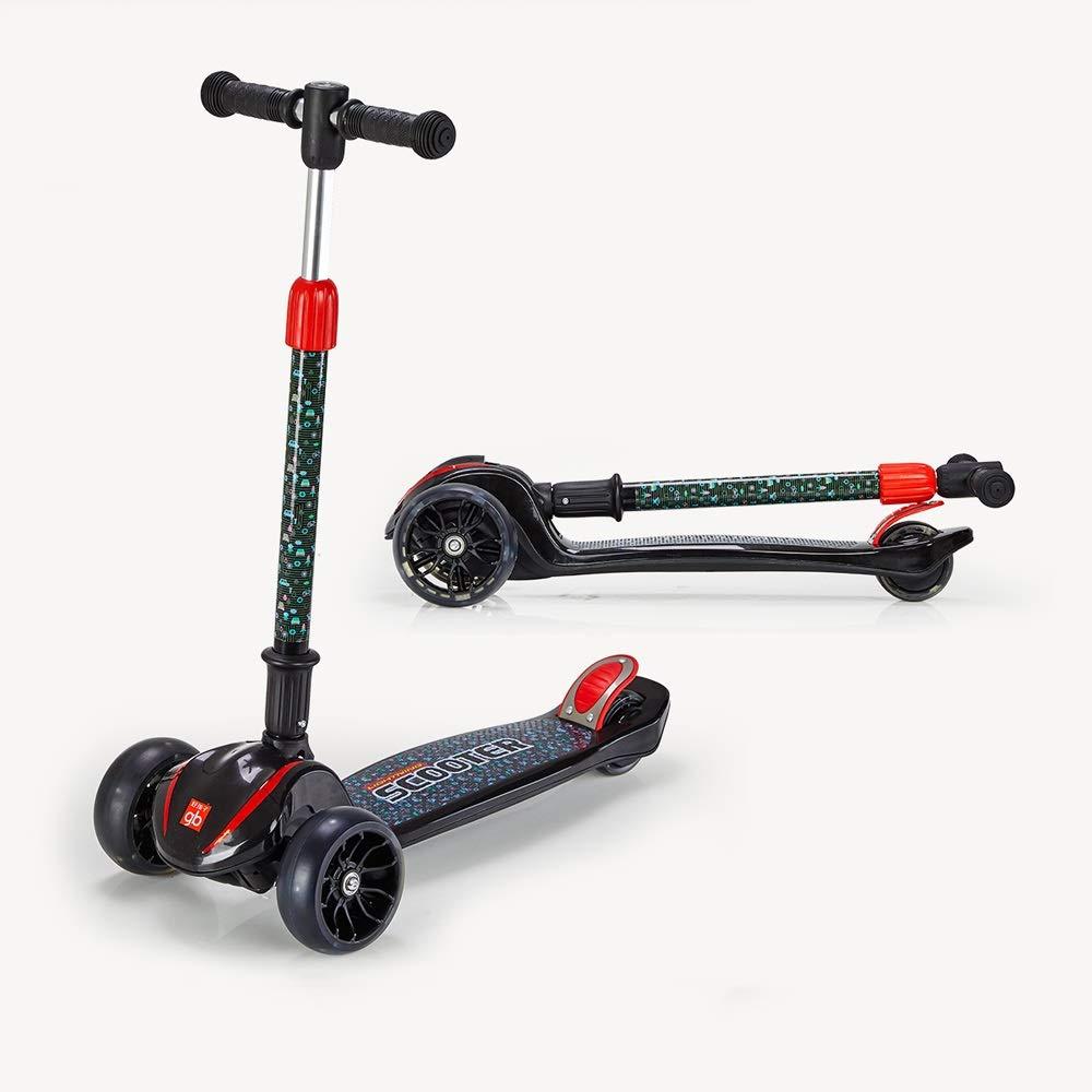 Ycco Stunt Scooter Street Pro Trucos de Retroceso/Empuje 360 ...