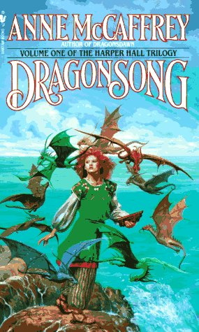 Dragonsong (Volume One of the Harper Hall Trilogy)
