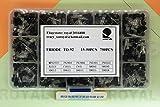 Fasilei 15 value 750pcs Power Triode Transistor assortment TO-92 NPN PNP tester kit Set