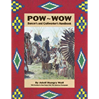 Pow Wow Dancer's and Craftworker's Handbook book cover