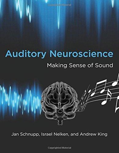 Auditory Neuroscience: Making Sense of Sound (The MIT Press) pdf epub