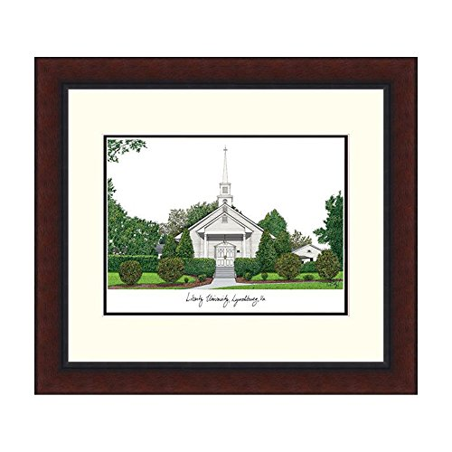 Campus Images NCAA Liberty University Legacy Alumnus Frame by Campus Images