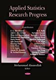 Applied Statistics Research Progress, Mohammad Ahsanullah, 1604561033