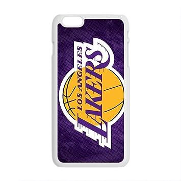 Baloncesto Logo del equipo blanco teléfono móvil para iPhone 6 ...