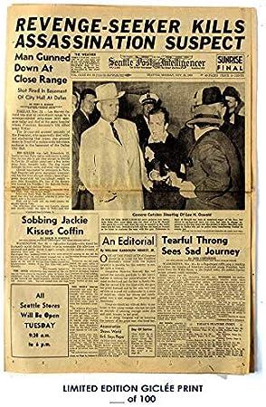 オズワルド リー ケネディ大統領暗殺のすべては日本が起源だった 「未解決事件