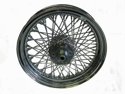 16X3 80 SPOKE FRONT WHEEL FOR HARLEY FXST /& DYNA WG