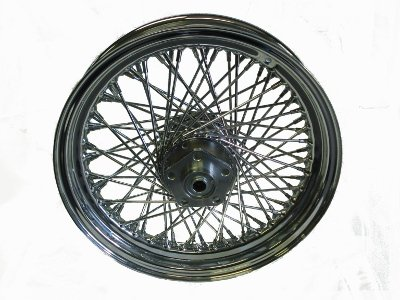 60 Spoke Motorcycle Wheels - 6