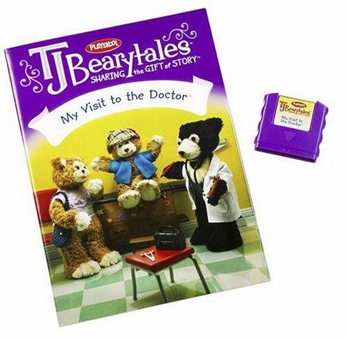 Hasbro Playskool T.J. Bearytales - My Visit to the Doctor