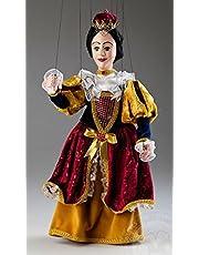 Queen Anezka Czech Marionette Puppet
