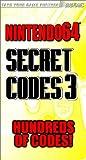 Nintendo 64 Secret Codes, BradyGames Staff, 1566868920