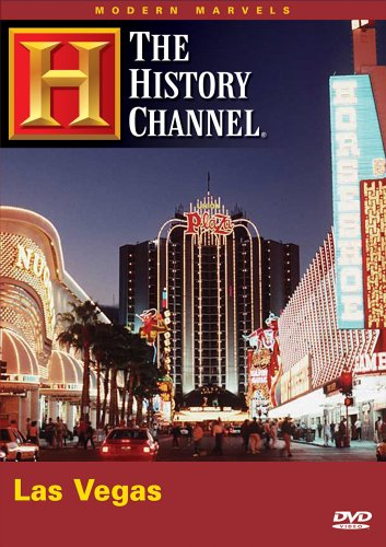 Modern Marvels - Las Vegas (History Channel) (A&E DVD Archives)
