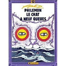 Chat a neuf queues (le) philemon 12