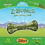 Zuke`s Z-Bone Mini Apple 72 Count