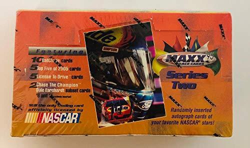 - 1995 Maxx Race Series 2 NasCar Racing Box