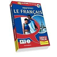 World Talk French: Improve Your Listening and Speaking Skills - Intermediate (PC/Mac)