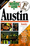 The Insiders' Guide to Austin, Cam Rossie and Hilary Hylton, 1573800759
