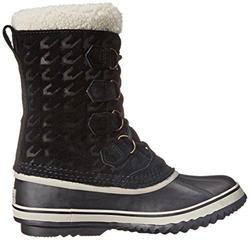 Sorel Womens 1964 Pac Graphic 15 Stivale Invernale Nero / Naturale