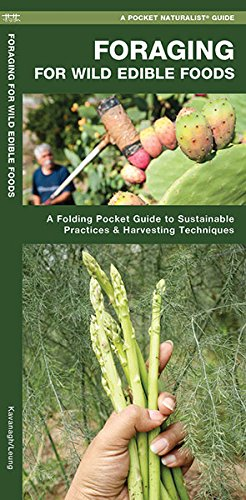 Foraging for Wild Edible Foods: A Folding Pocket Guide to
