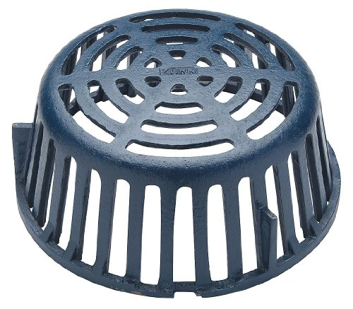 Roof Drain Dome, 10 In.D (Zurn Roof Drains)