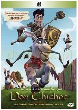 Donkey Xote DVD Region 2 English audio by Andreu Buenafuente ...