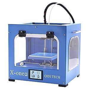 QIDI TECHNOLOGY New Generation 3D Printer:X-one2,Metal Frame Structure,Platform Heating from RUIAN QIDI TECHNOLOGY CO.,LTD