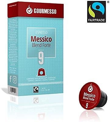 Gourmesso Messico Blend Forte (10 Capsulas): Amazon.es ...