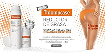 Amazon.com: PACK 10 x THIOMUCASE ANTI-CELLULITE 200 ml + 50 ...