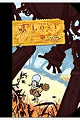 The Lost Colony, Book One, Collector's Edition: The Snodgrass Conspiracy Hardcover