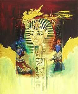 50 x 60 cm imagen iovivo Tutankamón de Joadoor
