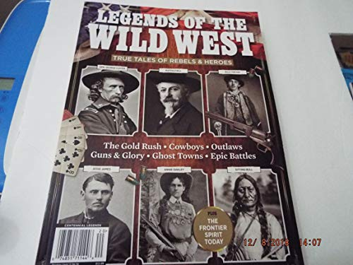 (LEGENDS OF THE WILD WEST