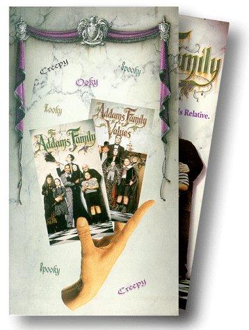 Addams Family / Addams Family Values [VHS]