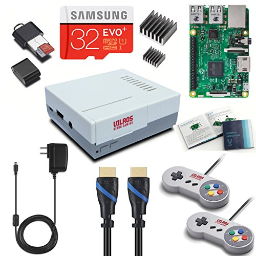 Raspberry Pi 3 Retro Gaming Kit