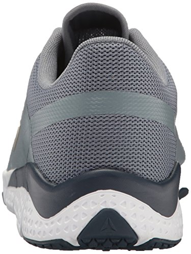 Reebok Men's Trainflex Cross-Trainer Shoe Asteroid Dust/White/Collegiate Navy/Pewter/Black sale clearance store collections sale online sneakernews sale online outlet sale online cheap sale collections GKcDl