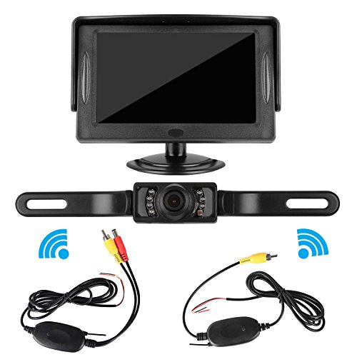 Wireless Backup Camera - 8