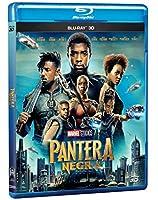 Black Panther (Pantera Negra) BLU-RAY 3D (English and Spanish Audio & Subtitles) - IMPORT