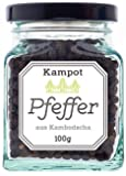 Pepe da Kampot (nero), 100 grammi di qualità superiore