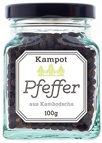 31 opinioni per Pepe da Kampot (nero), 100 grammi di qualità superiore