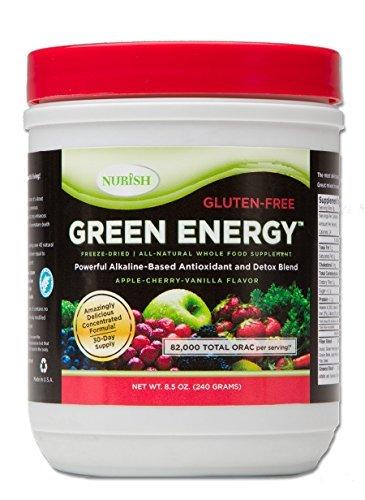 Nurish-Green Energy,8.5oz by Greenenergy