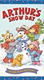 Arthurs Snow Day [VHS]